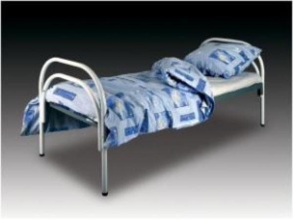 Реализуем по оптовой цене кровати металлические 3
