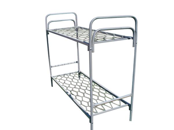 Реализуем крупным и мелким оптом кровати металлические 3