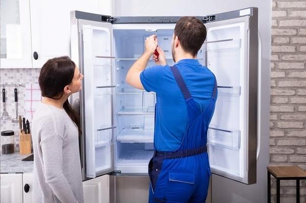 Ремонт холодильников с выездом на дом в Рязани